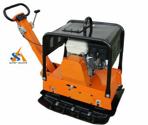 Petrol Vibrating Plate Compactor for Road Construction pictures & photos