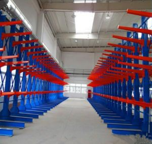 ISO Approved Cantilever Metal Warehouse Rack Metal Rack pictures & photos
