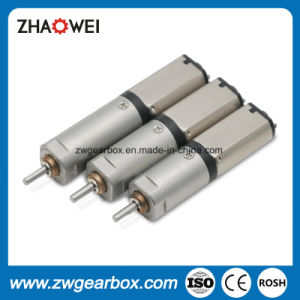 8mm 15rpm Precision Metal Commutation Medical Driving Gear Motor pictures & photos