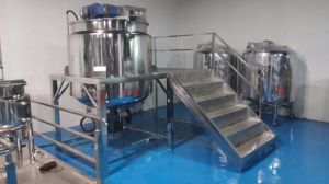 Flk Ce Multifunctional Stainless Steel 200L Mixing Tank pictures & photos