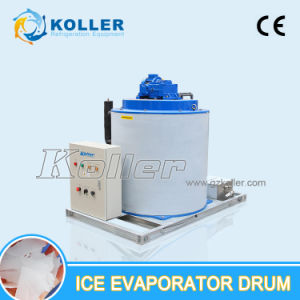 5 Tons Flake Ice Evaporator Drum Made in Koller pictures & photos
