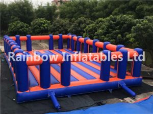 Commercial Inflatable Bouncy Boxing Field for Adults / Inflatables Playground Game pictures & photos