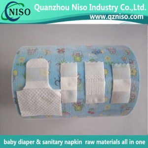 Elastic Magic Side Tape for Disposable Baby Nappy pictures & photos