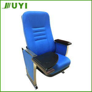 Jy-911 Cinema Seating Aluminum Legs High Quality Auditorium Theater Chair pictures & photos