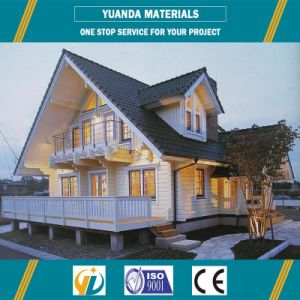 Fire Resistant and Low Cost Prefab House pictures & photos