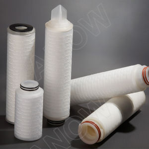 Pes Filter Cartridge 0.45 Micron Membrane for Water Sterile Filtration pictures & photos