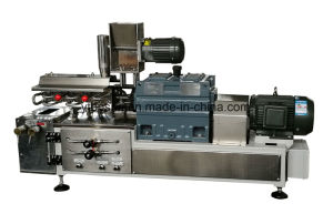 Double Screw Extruding Machine for Powder Coating pictures & photos