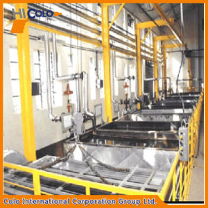 Commersion Tank Pretreatment for Powder Coating Line pictures & photos