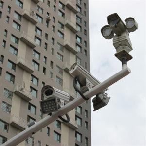 30X Zoom 2.0MP CMOS 400m Night Vision Laser and IR HD IP PTZ CCTV Camera pictures & photos