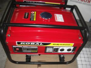 Portable Gasoline Generator 3kw Low Price pictures & photos