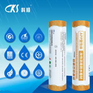 APP Waterproof Membrane with High Temperature Resisitance Performance pictures & photos