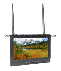 "Dual 32 Channel AV Receiver 7"" Monitor for Aerial Photograph pictures & photos"