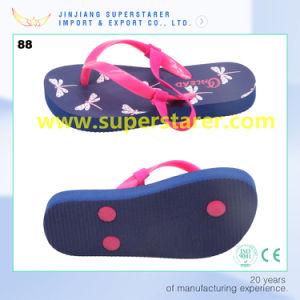 New Arraival Girls Sandals Children PE Sandals pictures & photos