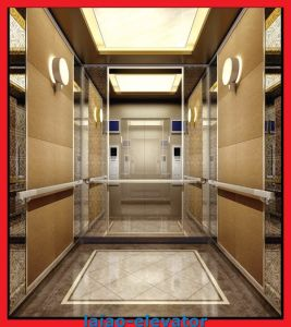 Small Machine Room Passenger Lift with Auto Rescue Device Function pictures & photos
