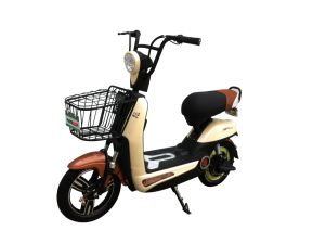 350W 14inch Brushless Motor Electric Scooter pictures & photos