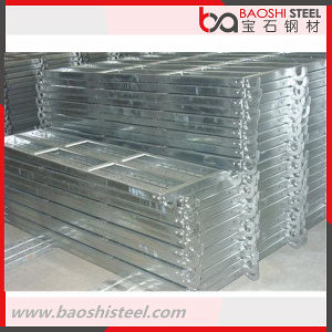 Prime Quality Galvanized Catwalk & Scaffolding Plank pictures & photos