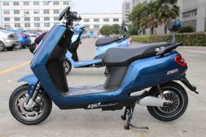 2017 The Best Sale Electric Scooter Motorcycle with Powerful Motor Front Disc Brake pictures & photos