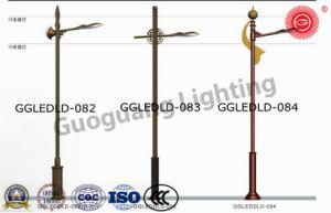 Ggledld-082083084 Patent Design IP65 High Quality 6m-12m LED Street Lights pictures & photos