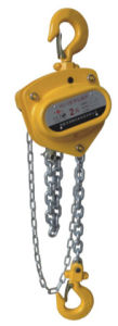 Lifting Equipment of Chain Hoist pictures & photos