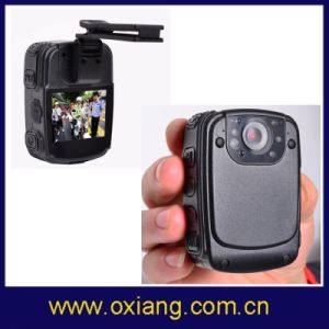 New Product 4k Wearable Police Camera Body Camera pictures & photos