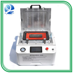 Best 2 in 1 LCD Screen Laminating and Bubble Remoe Machine for Mobile Phone LCD pictures & photos