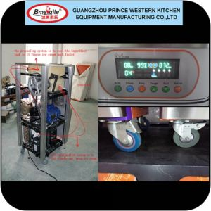 2015 Newest Design Yogurt Ice Cream Machine/Frozen Yogurt Machine with Pre-Cooling Function pictures & photos