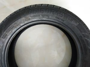 USA Deign Radial Tubeless St205/75r15 Trailer Tire with Factory Price pictures & photos