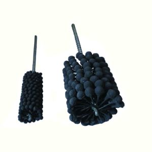 Pipe Polishing Brush with Abrasive Ball pictures & photos
