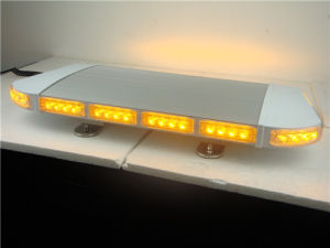 700mm Super Thin Aluminium Frame Mini Warning Light Bar (TBD03966-RB) pictures & photos