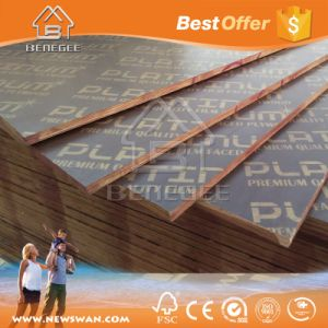 Bamboo Film Faced Plywood with Competitive Price pictures & photos