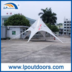 Dia 12m Display Star Shade Tent for Exhibition pictures & photos