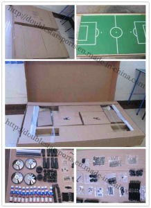 6mm MDF Light Soccer Table Indoor Foosball Set pictures & photos