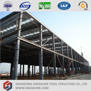 Multiple Story Steel Structure Office Building pictures & photos