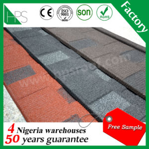 Shingle Type Stone Coated Metal Roof Sheet pictures & photos