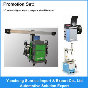 Promotion Set Equipment for 3D Wheel Alignment and Others pictures & photos