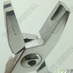 Dental Instrument: Orthodontic Pliers-Falcon V Bending Plier (YAYI-038) pictures & photos