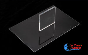 Virgin Cast Acrylic Sheet/PMMA Sheet pictures & photos
