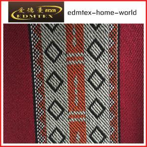 Kuwait Sadu Sofa Fabric 300GSM (EDM4654) pictures & photos