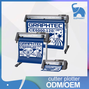 Hot Sale High Quality Stable Flatbed Vinyl Cutter Plotter pictures & photos