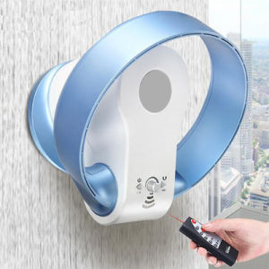 Electrical Cool Bladeless Energy-Saving Household Fan pictures & photos