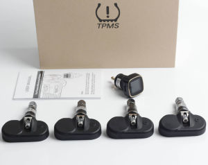 Tw300 Internal Sensors Cigar Lighter TPMS Tire Pressure Monitor System Silver Sensors pictures & photos