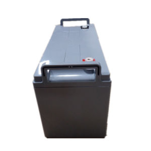 Factory Price for 12V 100ah Batteries with AGM Separator pictures & photos