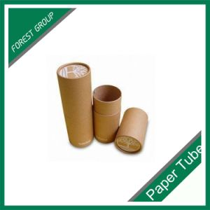 Custom Handmadepackaging Kraft Paper Tube pictures & photos