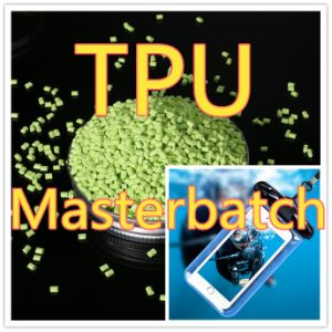 TPU Plastic Granules Color Masterbatch pictures & photos
