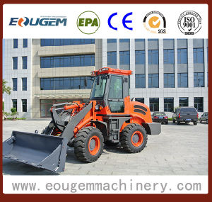 2ton Payload Multi-Function Euro Market Ce Gem930 Wheel Loader pictures & photos