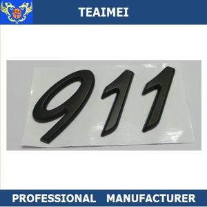 Auto Rear Trunk Nameplated for Porsche 911 Letter Bagdes Emblems pictures & photos