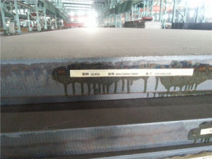 Hot Working Hot Rolled Steel Plate/Chequered Plate pictures & photos