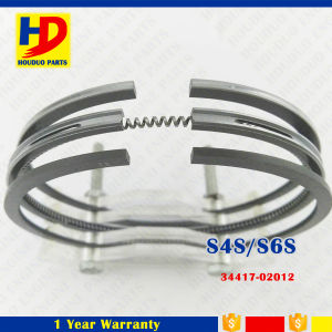 Mistubishi Engine S6s S4s Piston Ring Set (34417-02012) pictures & photos