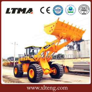 Ltma 5 Tonne Wheel Loader Zl50 for Sale pictures & photos