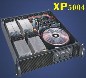 4 Channel Audio State Guitar KTV Power Amplifier (XP5004) pictures & photos